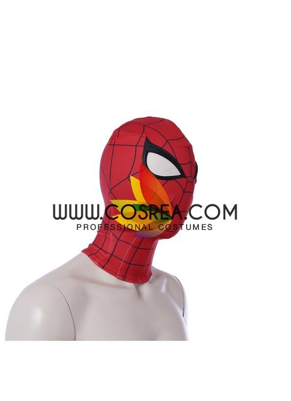 Spiderman PS4 Classic Blue Cosplay Costume - Cosrea Cosplay