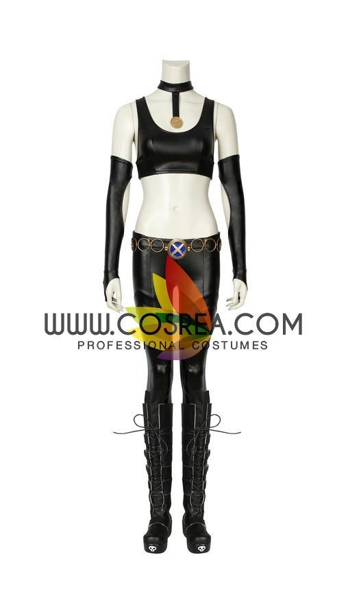 Cosrea Marvel Universe X 23 X Men Bishouju Version Cosplay Costume