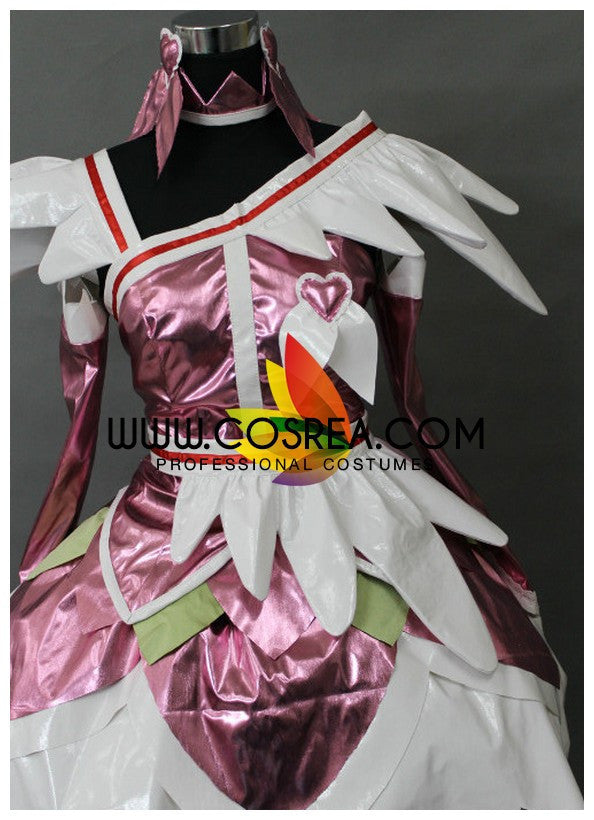 Pretty Cure Cure Heart Cosplay Costume - Cosrea Cosplay
