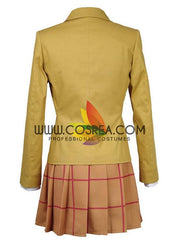 Prison School Hachimitsu Academy Female Uniform Cosplay Costume - Cosrea Cosplay