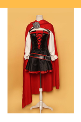 RWBY Ruby Rose Season 4 Cosplay Costume