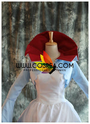 RWBY White Weiss Season 1 Cosplay Costume - Cosrea Cosplay