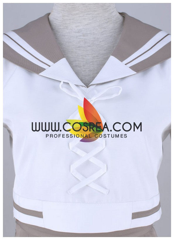 Cosrea P-T Sailormoon Crystal Makoto Kino School Uniform Cosplay Costume