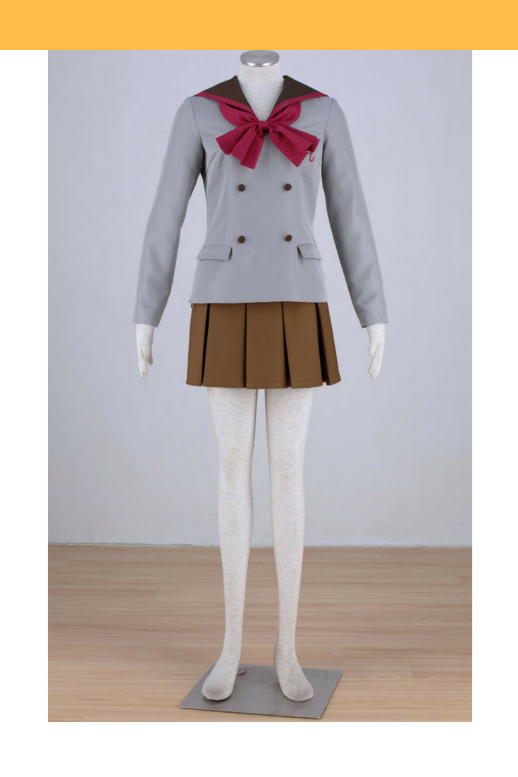Sailormoon Crystal Rei Hino School Uniform Cosplay Costume