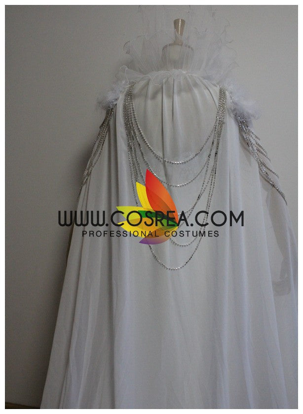 Sailormoon Princess Serenity With Cape Cosplay Costume - Cosrea Cosplay