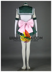 Sailormoon Sailor Jupiter Makoto Kino Cosplay Costume - Cosrea Cosplay