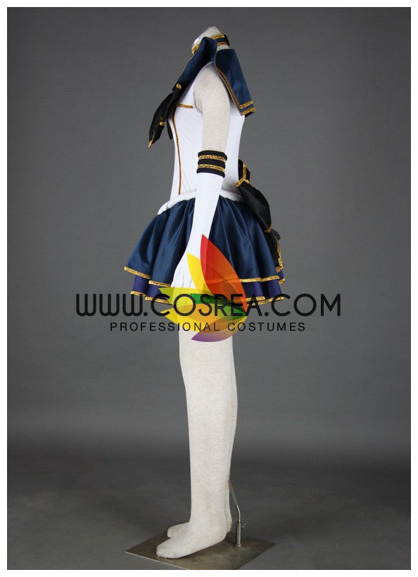 Cosrea P-T Sailormoon Sailor Pluto Setsuna Meioh Stage Cosplay Costume