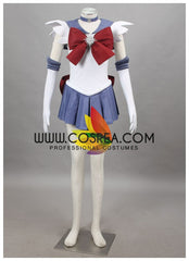 Sailormoon Sailor Saturn Hotaru Tomoe Cosplay Costume