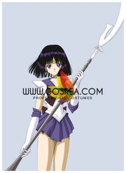 Sailormoon Sailor Saturn Hotaru Tomoe Cosplay Costume - Cosrea Cosplay
