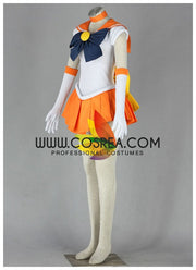 Sailormoon Sailor Venus Minako Aino Cosplay Costume - Cosrea Cosplay