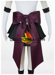 Sailormoon Super S Sailor Pluto Setsuna Cosplay Costume - Cosrea Cosplay