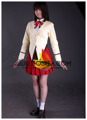 School Rumble Yagami Academy Female Winter Cosplay Costume - Cosrea Cosplay