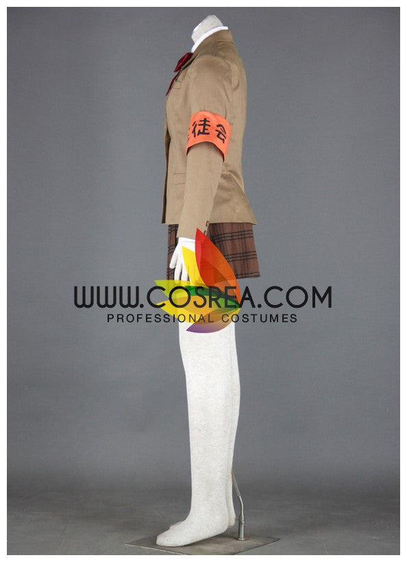 Seitokai Yakuindomo Ousai Academy Female Winter Cosplay Costume - Cosrea Cosplay