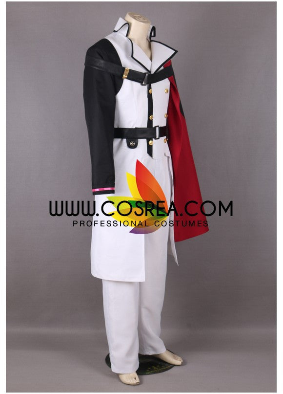 Seraph Of The End Crowley Eusford Cosplay Costume - Cosrea Cosplay