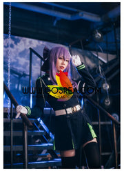 Seraph Of The End Shinoa Hiragi Cosplay Costume - Cosrea Cosplay