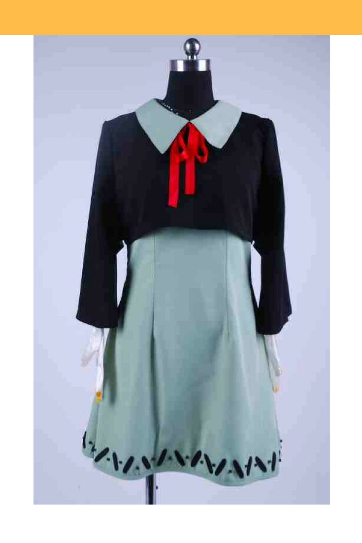 Soul Eater Witch Angela Cosplay Costume