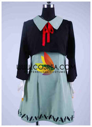 Soul Eater Witch Angela Cosplay Costume - Cosrea Cosplay