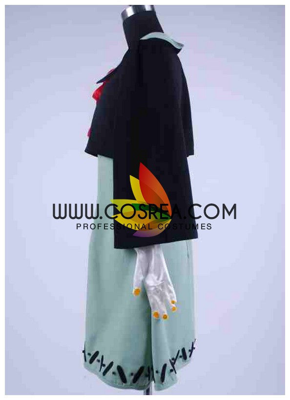Cosrea P-T Soul Eater Witch Angela Cosplay Costume