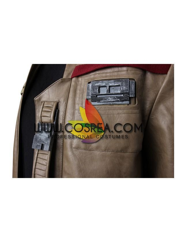 Finn Last Jedi Star Wars Cosplay Costume - Cosrea Cosplay