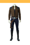 Cosrea P-T Star Wars Han Solo Cosplay Costume