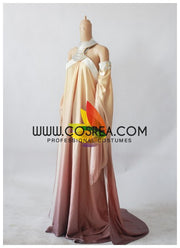 Cosrea P-T Star Wars Padme Amidala Rainbow Lake Cosplay Costume