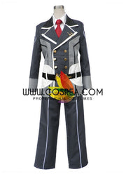 Starry Sky Seigetsu Academy Male Uniform With Red Tie Cosplay Costume - Cosrea Cosplay