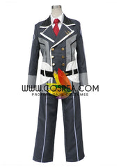Starry Sky Seigetsu Academy Male Uniform With Red Tie Cosplay Costume