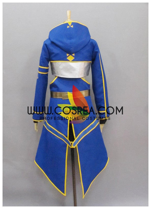 Sword Art Online ALO Silica Cosplay Costume - Cosrea Cosplay
