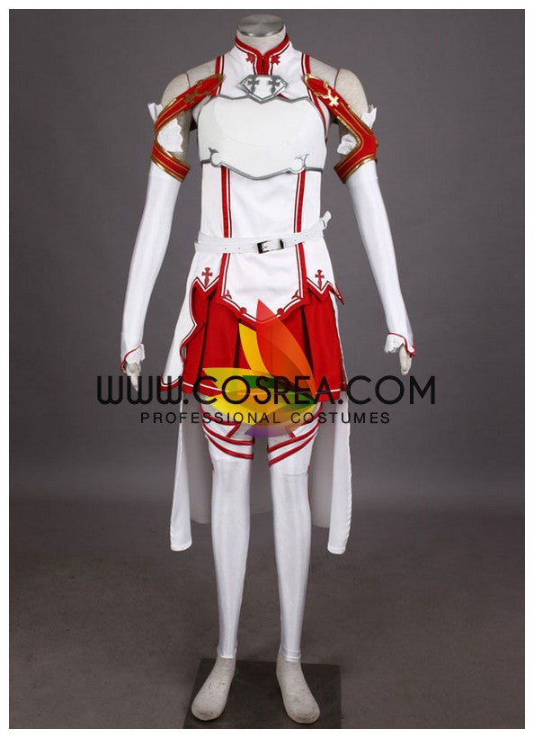 Sword Art Online Asuna Yuuki Cosplay Costume - Cosrea Cosplay