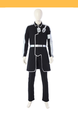 Sword Art Online Kirito Season 3 Cosplay Costume