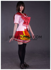 To Heart 2 Tamaki Kousaka Summer Cosplay Costume - Cosrea Cosplay