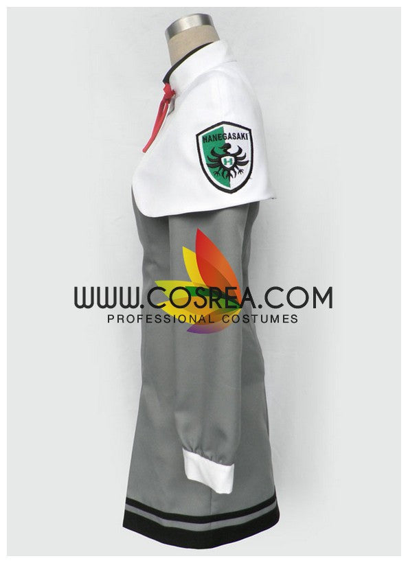 Tokimeki Memorial Habatakai High School Female Cosplay Costume - Cosrea Cosplay