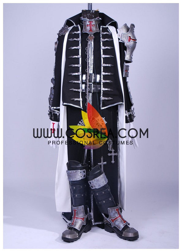 Cosrea P-T Trinity Blood Abel Nighttroad Cosplay Costume