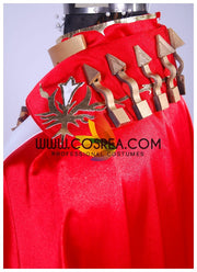 Caterina Sforza Trinity Blood High Detail Cosplay Costume - Cosrea Cosplay