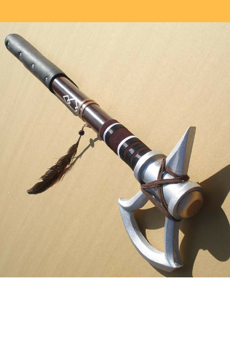 Assassin's Creed 3 Axe Cosplay Prop