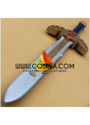 Dragon Quest Edrick's Sword Cosplay Prop - Cosrea Cosplay