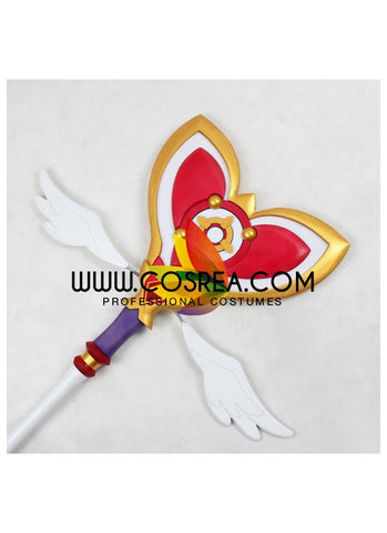 Elsword Dimension Witch Cosplay Prop