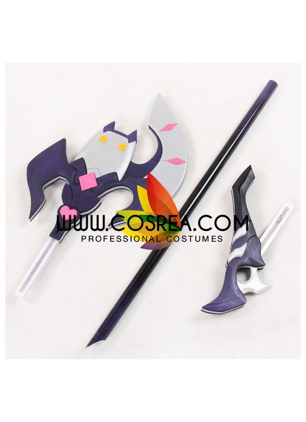 Elsword Sakra Void Princess Staff Cosplay Prop - Cosrea Cosplay