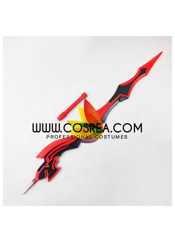 Fate Extra Saber Nero Red Cosplay Prop - Cosrea Cosplay