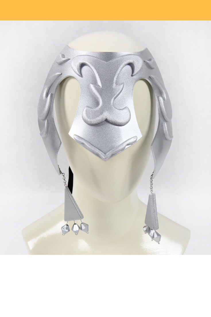Fate Grand Order Joan of Arc Helmet Cosplay Prop