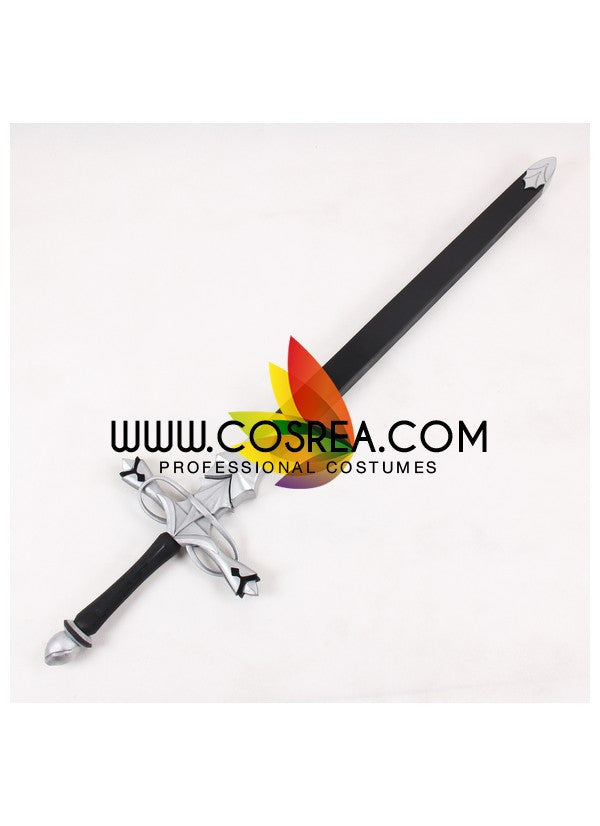 Fate Grand Order Joan of Arc Silver Black Version Cosplay Prop - Cosrea Cosplay