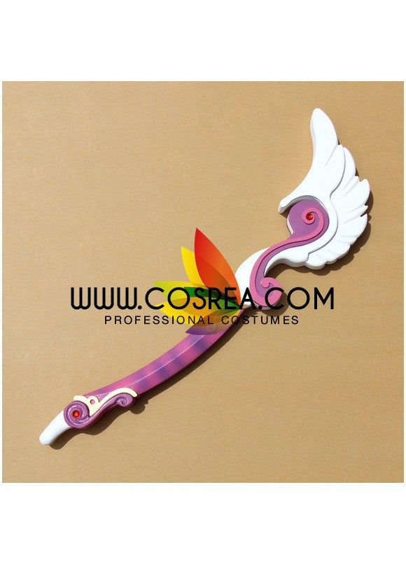 Final Fantasy 9 Eiko Carol Cosplay Prop - Cosrea Cosplay