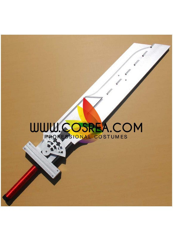 Final Fantasy 7 Cloud Strife Buster Sword Cosplay Prop - Cosrea Cosplay