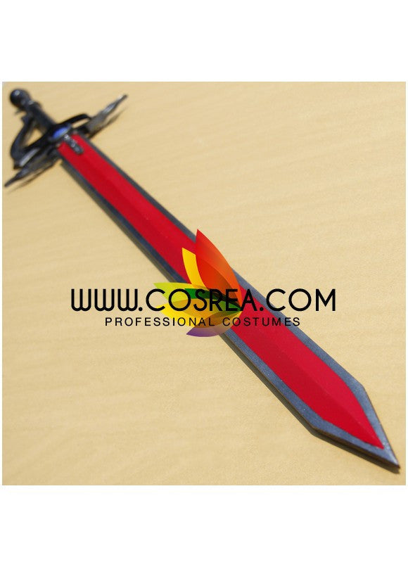 Final Fantasy Genesis Rhapsodos Sword Cosplay Prop - Cosrea Cosplay