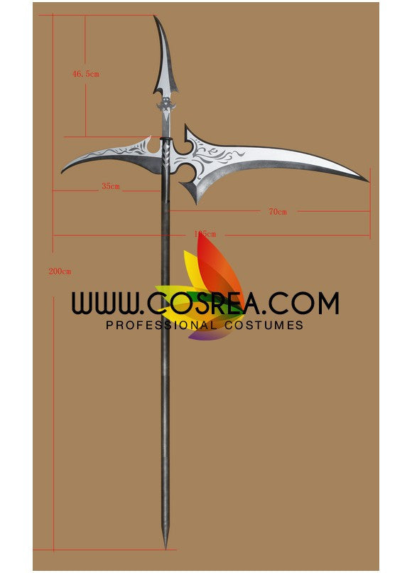 Final Fantasy Type 0 Sice Lance Cosplay Prop - Cosrea Cosplay