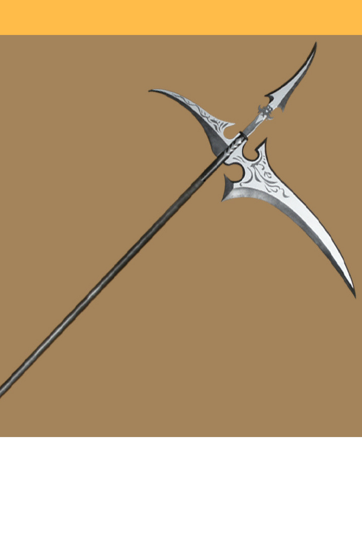 Final Fantasy Type 0 Sice Lance Cosplay Prop