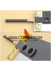 Final Fantasy Zack Fair Sword Cosplay Prop - Cosrea Cosplay