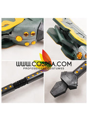 God Eater 2 Julius Visconti Cosplay Prop - Cosrea Cosplay