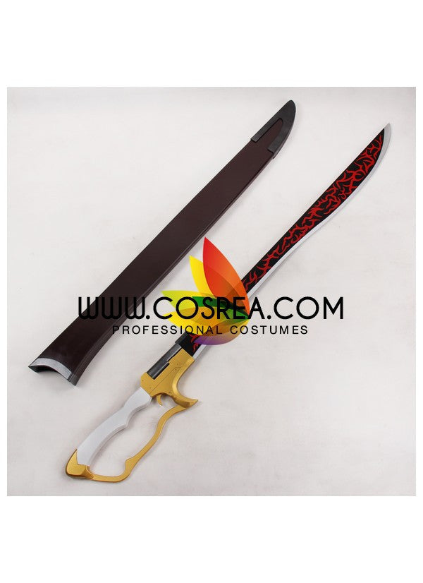 Kabaneri Of The Iron Fortress Biba Amatori Cosplay Prop - Cosrea Cosplay