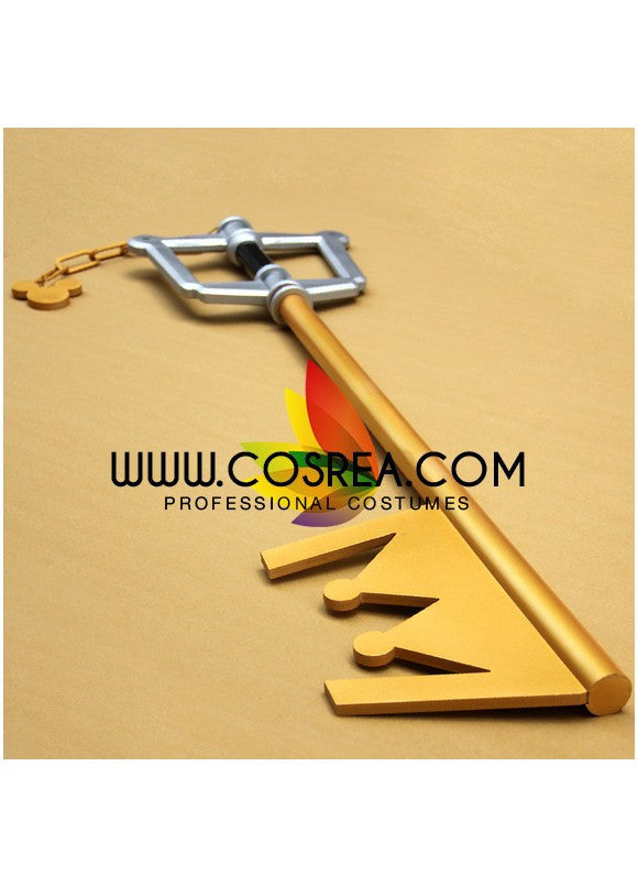 Cosrea prop Kingdom Hearts King Mickey Keyblade Cosplay Prop